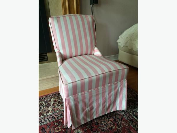 Elegant Chair for Girl's Room
