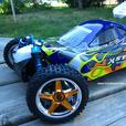 New RC Buggy/ Car - Brushless Electric LIPO 2.4G 4WD 1/10 Scale