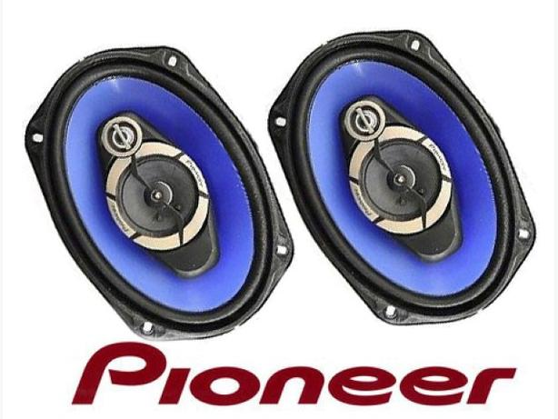 Pioneer 6 X 9 Coaxial Car Speakers