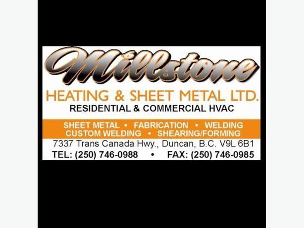 Sheet Metal Apprentice - Vancouver Island