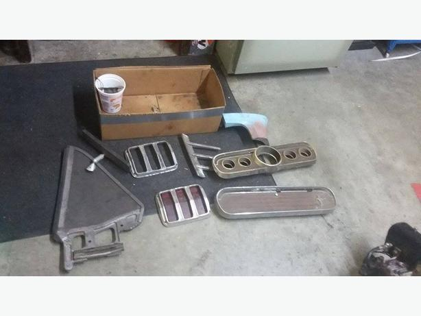 1965 Mustang Miscellaneous Parts Including Rear Window (100 obo for all)
