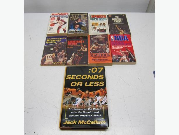 Old Basketball Books