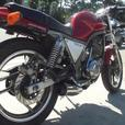 1986 Yamaha SRX600 Super Single