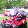 2011 750 suzuki  king quad