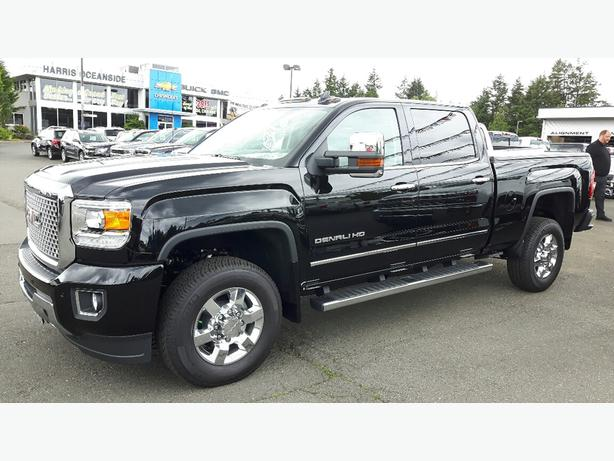new 2016 gmc sierra 3500hd denali for sale in parksville outside comox valley courtenay comox. Black Bedroom Furniture Sets. Home Design Ideas
