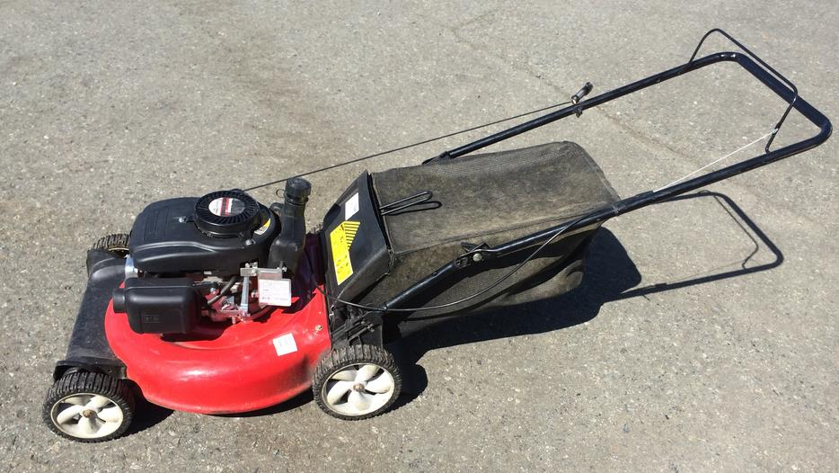 Lawn mower and various gardening tools victoria city victoria for Gardening tools victoria