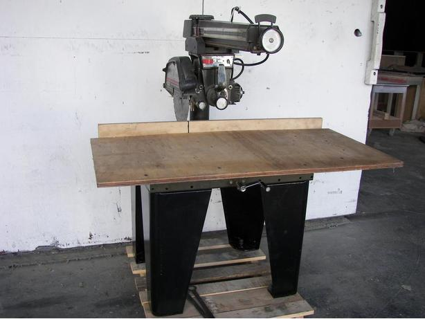Craftsman 12 inch Radial arm saw