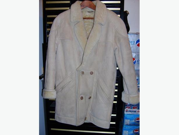 Sheepskin coat - mens 42