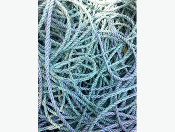 Rope for Prawn and Crab Traps, or...
