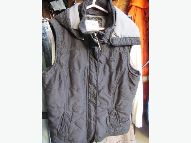 Black Vest size Medium