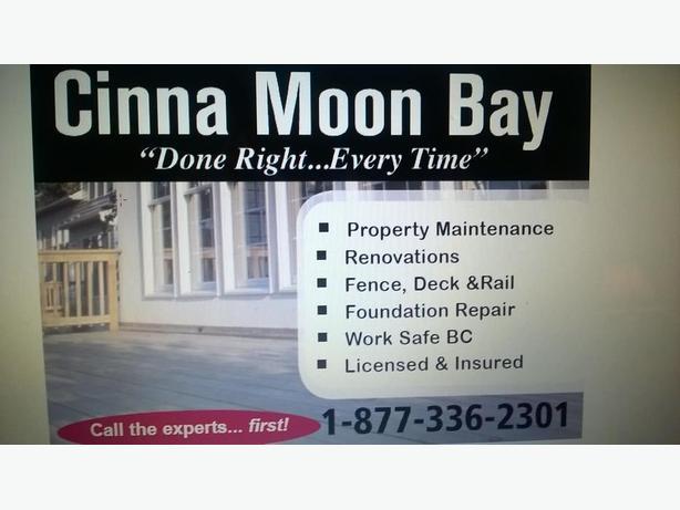 Cinna Moon Bay