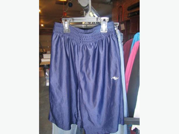 Navy Shorts - size Small