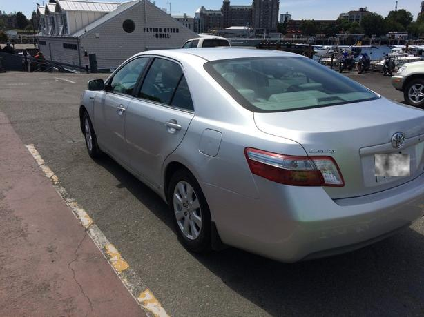 reduced 2009 toyota camry hybrid loaded private sale saanich victoria mobile. Black Bedroom Furniture Sets. Home Design Ideas