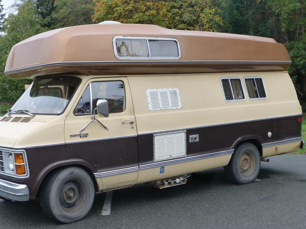 1979 Dodge Camper Van South Nanaimo Nanaimo