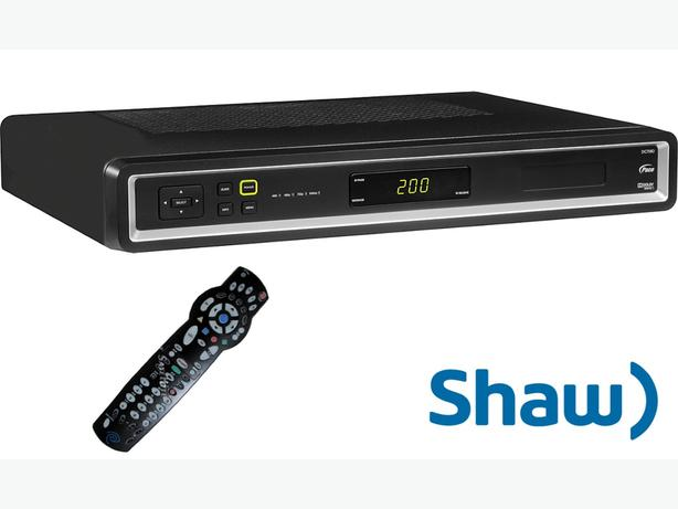 Shaw HDTV PVR ~ MPEG4 HDMI