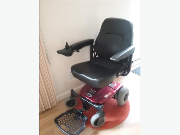 Electric Shoprider wheelchair