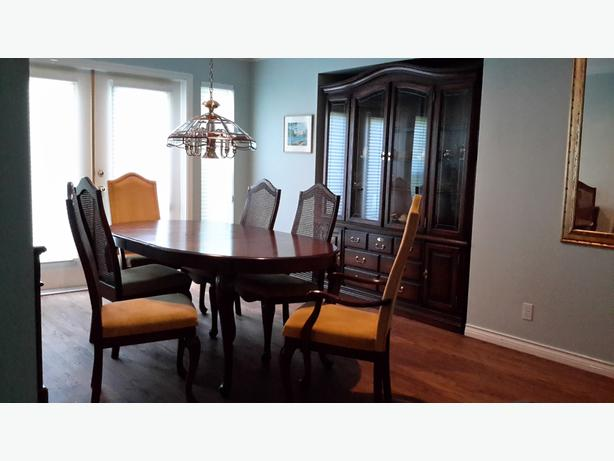 Classic Dining Room Suite For Sale