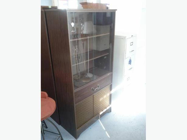 Wall Unit/China Cabinet (Reduced $28.00) Only 1 Left