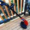 TORO GRASS TRIMMER WEEDEATER