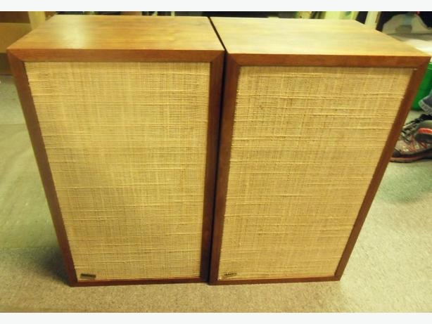 Vintage Dynaco A25 Speakers