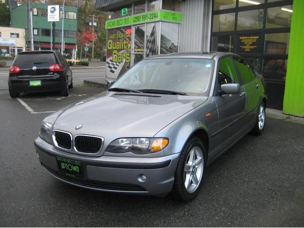 MINT-BMW 320i
