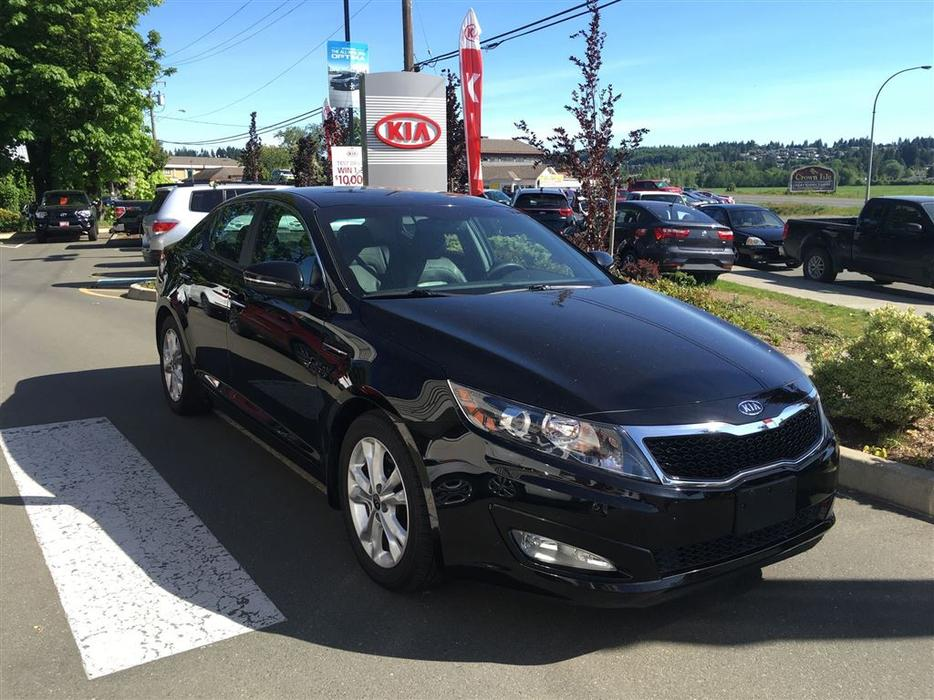 2012 Kia Optima Ex Courtenay Courtenay Comox
