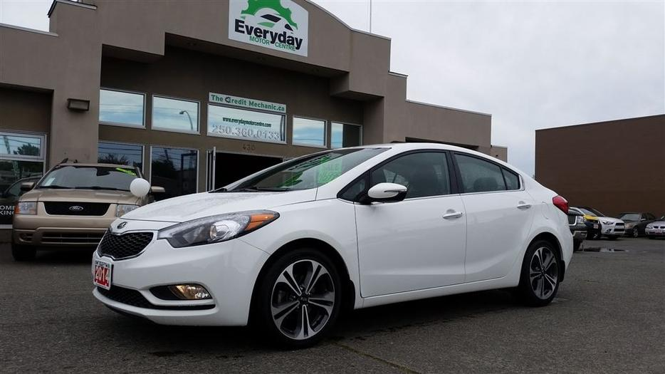 2014 Kia Forte Ex Outside Comox Valley Campbell River
