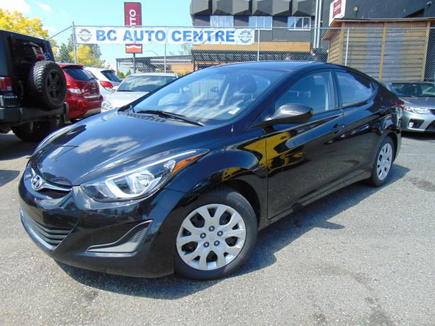 2016 Hyundai Elantra Sedan Automatic