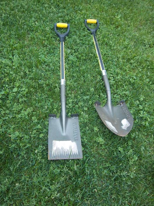 Brute gardening tools shovels orleans gatineau for Gardening tools vancouver