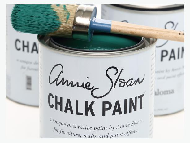 I would love your partially used or full cans of Chalk Paint.