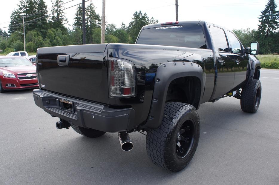 Chevrolet Silverado 2500hd Gatineau >> 2008 CHEVROLET SILVERADO 2500HD LTZ LIFTED DURAMAX DIESEL TWIN TURBO 4X4 Outside Victoria, Victoria