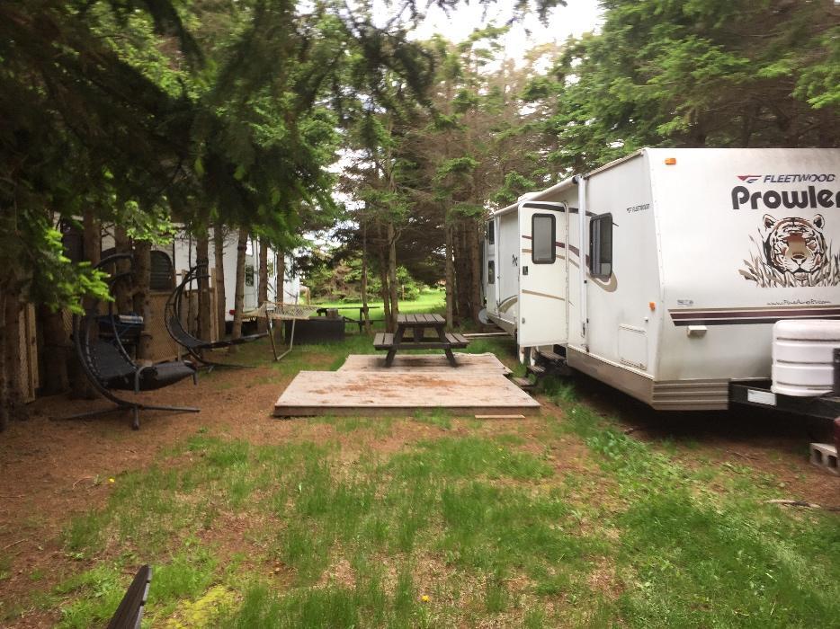 Vacation Rental Camper Trailer Rental In Prince Edward
