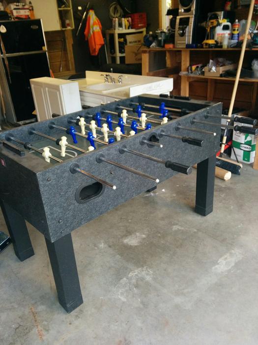 Foosball Table West Shore LangfordColwoodMetchosinHighlands - Wilson foosball table