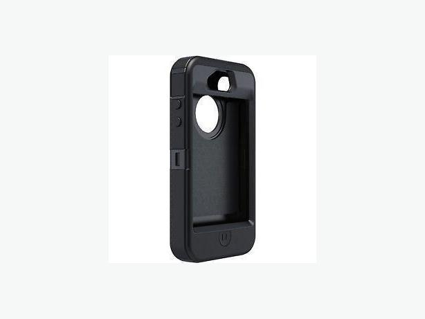 New High Impact Defender Style Hybrid Case for IPhone 4 4S+free