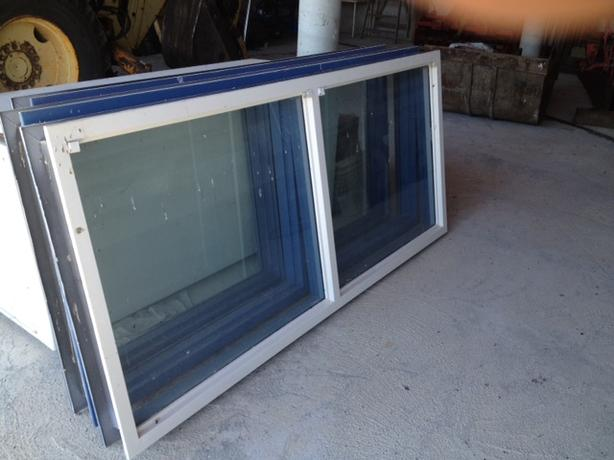 comercial metal frame windows
