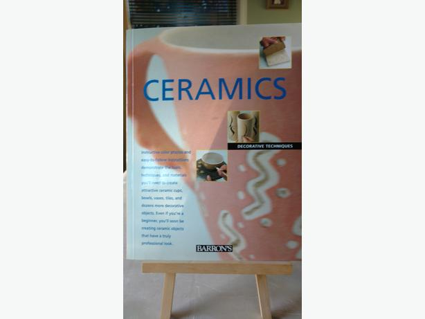 Collection of Pottery & Ceramic Books
