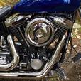 92 Harley Evo Softail Custom (FXSTC)
