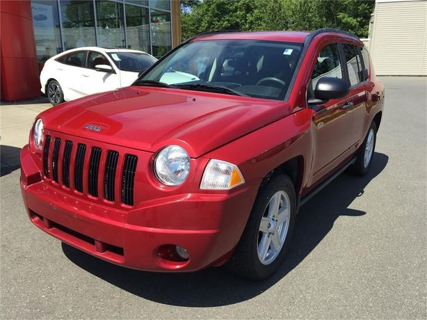 2008 Jeep Compass Sport North Edition | AUTO | ROOF RACKS