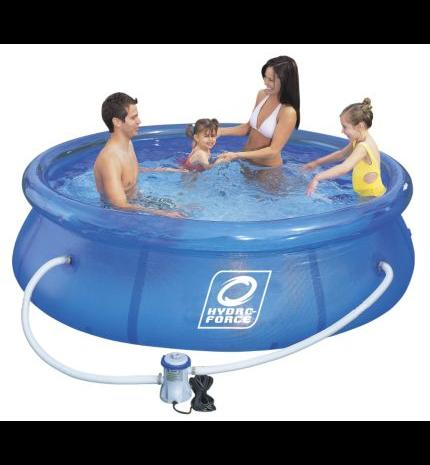 Hydro Force Soft Sided Swimming Pool Saanich Victoria