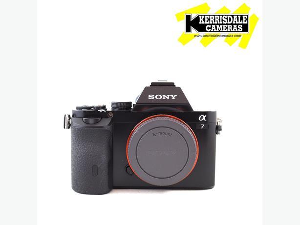 Sony A7 Body - 24 Megapixel, Full Frame Saanich, Victoria