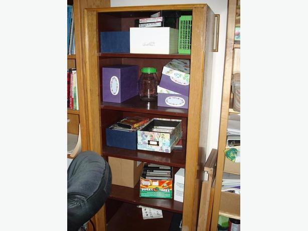 """Antique Shelf Unit to Store Towels ect. 24""""w x 17""""d x 69""""H"""