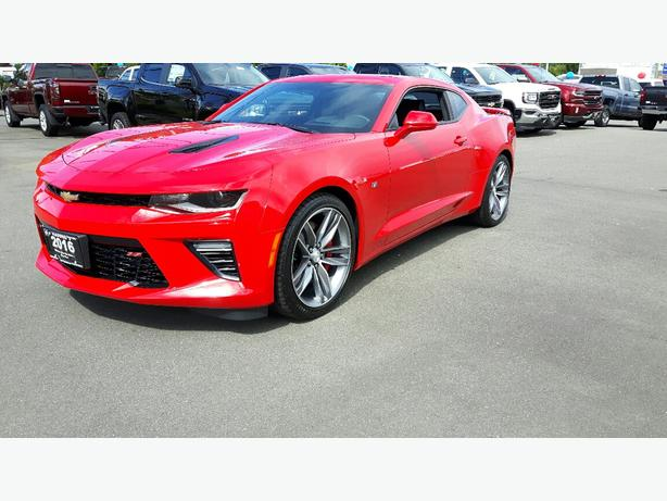 new 2016 chevrolet camaro ss for sale in parksville outside comox valley campbell river. Black Bedroom Furniture Sets. Home Design Ideas