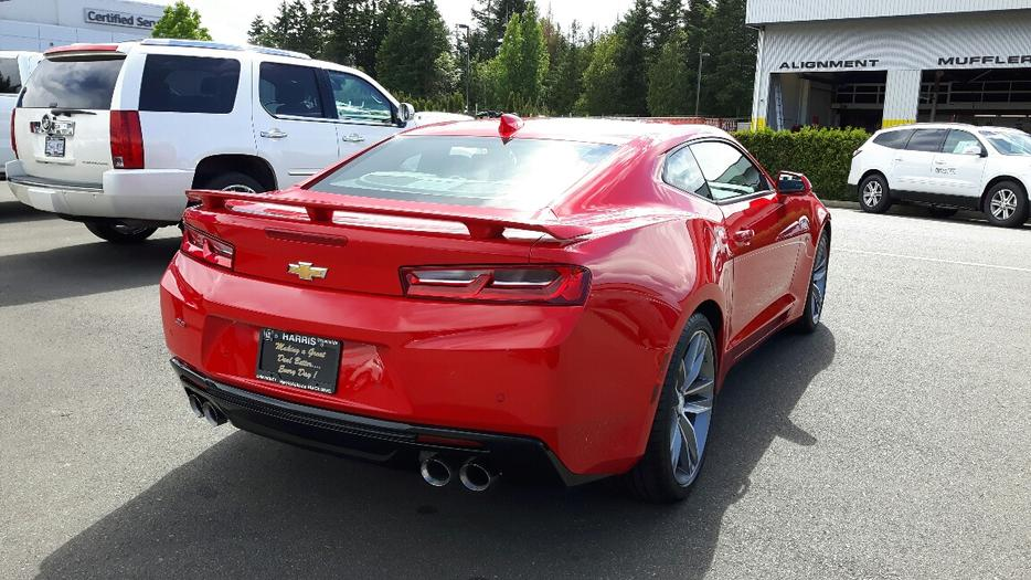 new 2016 chevrolet camaro ss for sale in parksville outside comox valley courtenay comox mobile. Black Bedroom Furniture Sets. Home Design Ideas