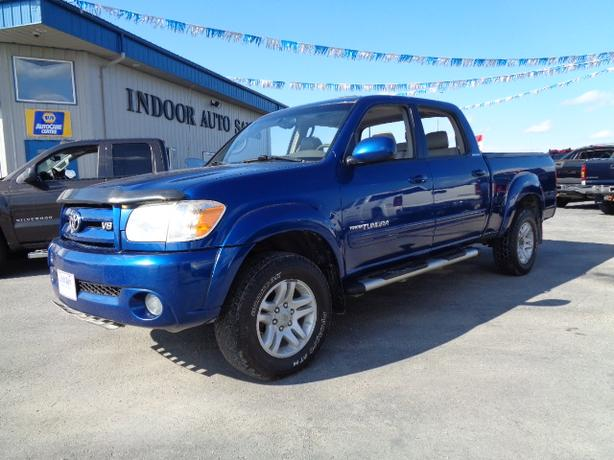 2005 Toyota Tundra Limited #3686 Indoor Auto Sales Winnipeg