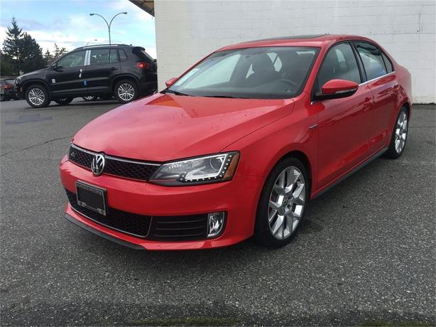2014 Volkswagen Jetta GLI 30th Edition w/ Tech Package