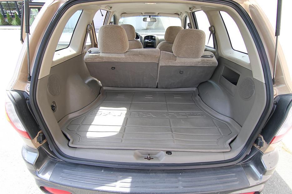 2003 Hyundai Santa Fe Manual Transmission Outside Comox