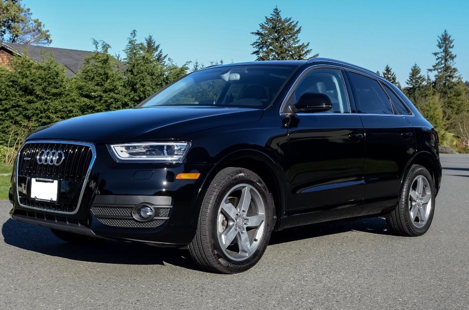 2015 Audi Q3 New Price Trades Considered Malahat