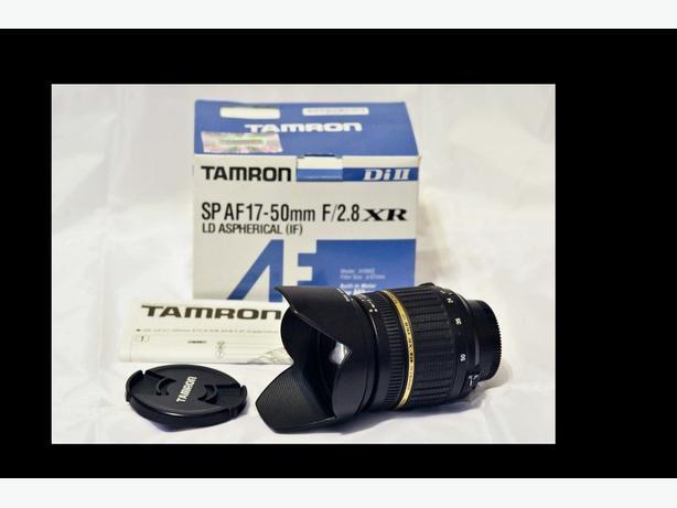 Tamron 17-50mm f2.8 for Nikon (like new)