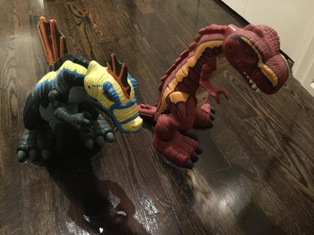 Fisher Price Imaginext Mega T-Rex