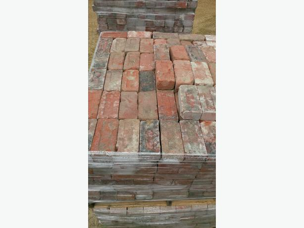 Used Red Bricks